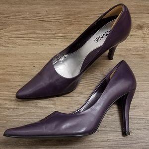 🧙♀️Womans Purple Pump High Heels Shoes